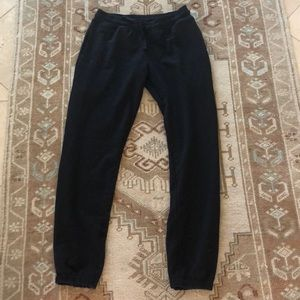 Free People Pants & Jumpsuits - New Free People black joggers